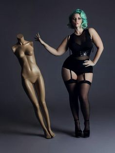 Womens shape and size-Understated prejudice/Stereotypes in society. Observation: Women are portrayed in society in order to be attractive she must 1) Be skinny with the 36-24-36 measurements. 2) absolutely not have have wide hips, a flabby stomach or even be too short.