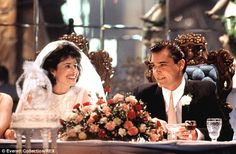Lorraine Bracco turned down playing Tony Soprano& wife Carmela . Goodfellas Quotes, Goodfellas Movie, Lorraine Bracco, Sainte Foy, Mob Wives, Ray Liotta, Tony Soprano, Martin Scorsese