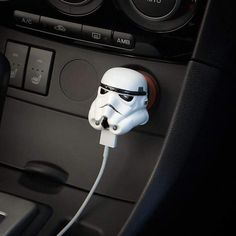 cargador de movil star wars
