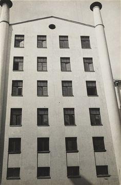 Aleksandr Rodchenko 1932 New Telegraph House, Moscow