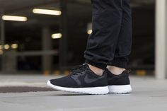brand new 539ab 4475f NIKE SPORTSWEAR ROSHE ONE HYPERFUSE BR  Black Black White   Available at  HYPE. Hype DC Online Store