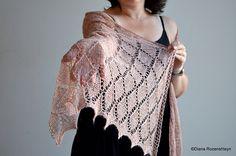 Ravelry: Geometry of Stitches pattern by Diana Rozenshteyn