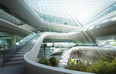 LAVA design for Green Climate Fund building