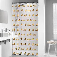 Zojuist Douchegordijn Sealskin Duckling Yellow gekocht: