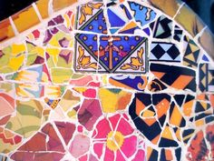 Mosaic: Creating beauty and wholeness from the broken pieces of our lives  http://dawnwink.wordpress.com/2013/01/21/mosaic-creating-beauty-and-wholeness-from-the-broken-bits-of-our-lives/
