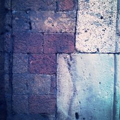 Texture Detail Fermo Stripe Festival art and architecture | wall | rampart | stone |