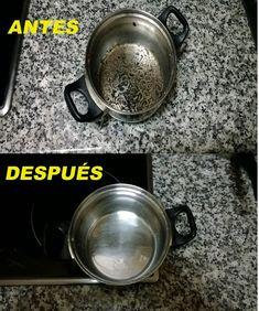 Aprende estos 10 increíbles trucos para limpiar tu hogar sin tener que usar productos químicos. - 10 Ideas Dog Bowls, Clean Toilets, Cleaning, Wall Paintings, Home Hacks, Pots, Products, Tips