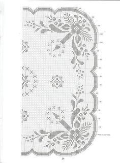 No automatic alt text available. Christmas Crochet Patterns, Christmas Embroidery, Christmas Knitting, Crochet Winter, Holiday Crochet, Crochet Tablecloth, Crochet Doilies, Thread Crochet, Crochet Stitches
