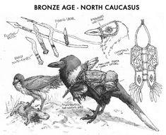 Кто хотел разумных динозавров?: haritonoff