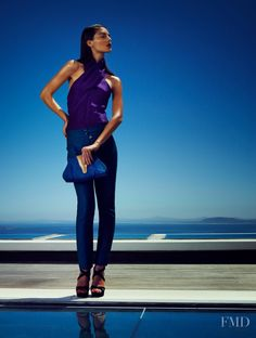 So Who's Feeling Blue? in Stella with Katryn Kruger