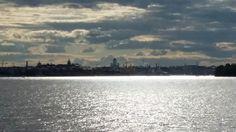 Helsinki from the sea. Helsinki, Niagara Falls, Sea, Nature, Travel, Naturaleza, Viajes, The Ocean, Destinations