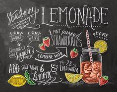 10 Chalk Art Prints by Lily & Val - Jayce-o-Yesta