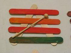 Titina's Art Room: 6 ιδέες για να δημιουργήσετε μουσικά όργανα με απλά υλικά