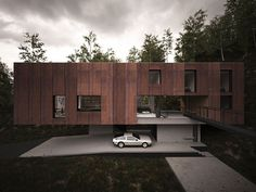 House for a Photographer / Hyde + Hyde | Architecture