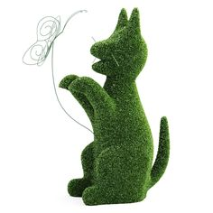 CAT - Topiary frames, Flowers art, Figury kwiatowe. Are you interested in using one of our products and do you still have some questions open? Or would you like to get a quote? WORLDWIDE SHIPPING! Contact us: Mobile: +48 662 611 968 Mobile: +48 666 910 925 www.florapark.pl biuro@florapark.pl