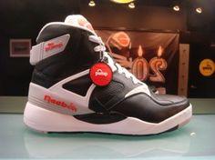 REEBOK PUMP BRINGBACKS 20th ANNIVERSARY Pump Sneakers 3f73c7811b