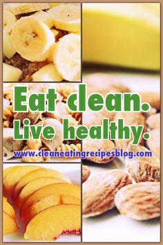 CLICK PIN for easy, healthy clean eating recipes! #cleaneatingdiet #healthyeating #weightlosshelp