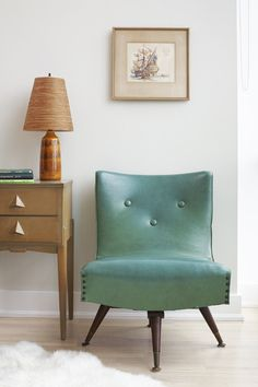 Retro+Modern=Sleek Style « ECLECTIC LIVING HOME