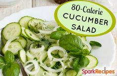 I hope you enjoy my cucumber and onion salad in vinegar recipe!