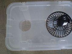 Comment fabriquer son propre climatiseur