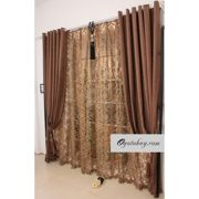 Kids Blackout Curtains, Voile Curtains, Cheap Curtains, Thermal Curtains, Types Of Furniture, Black Fabric, Home Furnishings, Blinds, Colours