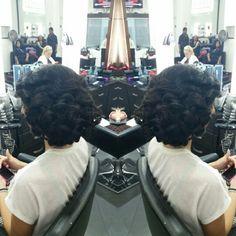 #hair #cabello #updo #recogido #waves #ondas #axelupdo #axelrecogido #hairdresser #hairstylist #estilista #peluquero #Panama #pty #pty507 #picoftheday #mirrorphoto #behindthechair #multiplaza #axel04