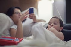 Spending A Lot of Time on Your Phone? This Is How Your Child Feels About It.A global survey revealed that children feel unimportant when their parents spend too much time on their mobile phones.