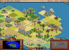 FreeCol - Freeware - Descargar Gratis Juego PC. Download Free Game - Videojuego de Estrategia por turnos como el Civilization.