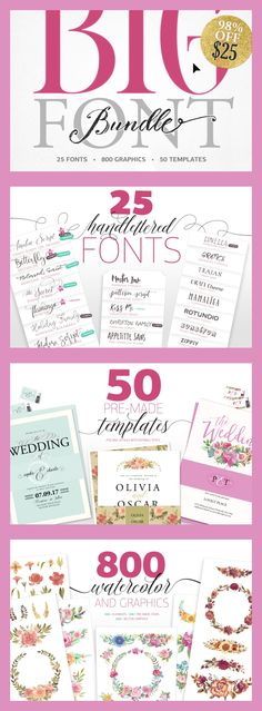 Planner Supplies, Beautiful Fonts, Planners, Free Printables, Favorite Things, Bullet Journal, Graphics, Templates, Lettering