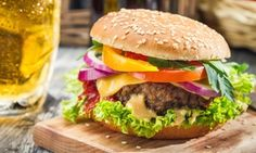 Groupon - Burgers, Fries, and Beer for Two or Four at The Sports Corner Bar & Grill (Up to 54% Off) in Wrigleyville. Groupon deal price: $16