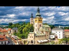 Slovakia - Moja rodná zem - YouTube Youtube, Mansions, House Styles, Building, Travel, Historia, Xmas, Viajes, Manor Houses