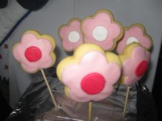 bolachas decoradas com pasta de açúcar