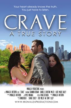 #Movie poster for the upcoming feature film CRAVE