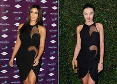 Hollywood Celebrities in Same Dresses
