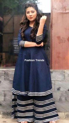 Stylish Dresses For Girls, Stylish Dress Designs, Designs For Dresses, Simple Dresses, Casual Dresses, Dresses For Work, Indian Fashion Dresses, Indian Designer Outfits, Designer Dresses