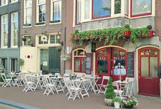Greenwoods Singel and Keizersgracht English breakfasts and cream teas