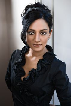 "Archie Panjabi - ""Kalinda Sharma"" on The Good Wife. She's such a badass!"