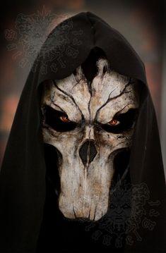 Death /bone/ by SatanaelArt on Etsy