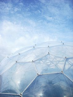 The Eden Project: The Biomes | Grimshaw Architects