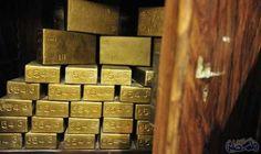 الذهب يهبط بفعل الدولار واحتمال رفع الفائدة…: الذهب يهبط بفعل الدولار واحتمال رفع الفائدة الأميركية
