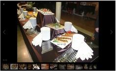 Animowana galeria zdjęć cateringowych, którą przygotowaliśmy dla Estelli.