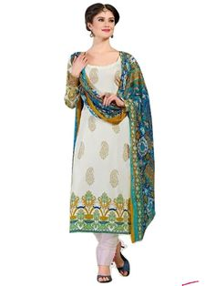 Pakistani Salwar Kameez, Pakistani Suits, Ethnic Fashion, Every Woman, Lawn, Cover Up, Classy, Cotton, Shopping
