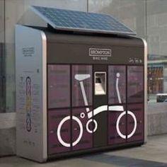 images of brompton bike lockers - Google Search