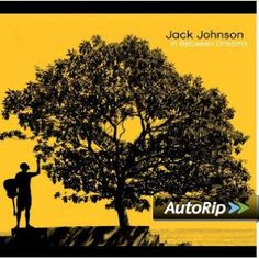 Jack Johnson. He's a professional surfer and musician. So.. yeah.. a bit jealous.