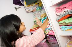 Need More Storage? Organization for Your Child's Room