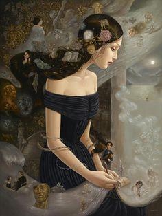 twospirits - Paintings by Mia Araujo