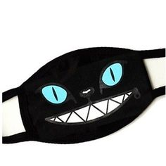 Face masks are one of the easiest skin care products you can do at home yourself. Visual Kei, Kawaii, Mouth Mask Fashion, Harajuku, How To Clean Makeup Brushes, Grunge, Funny Face Mask, Cool Masks, Graphic Design Services