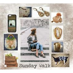 Sunday Walk: Fashion Gifts in Neutral by paulinemcewen on Polyvore featuring Tela Beauty Organics, rustic and country