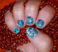 Going to be ordering more of these before they are gone forever!!! Marble Me Blue http://lorirarmstrong.jamberrynails.net/