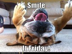 Friday at Last !!!
